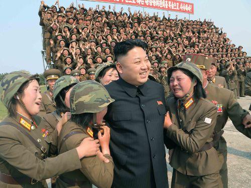 北朝鮮「わが国は世界一優れた人権制度である」00