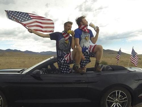 ベルギー人が正しいアメリカ旅行をしてみた02