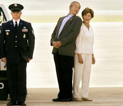 ブッシュ大統領07