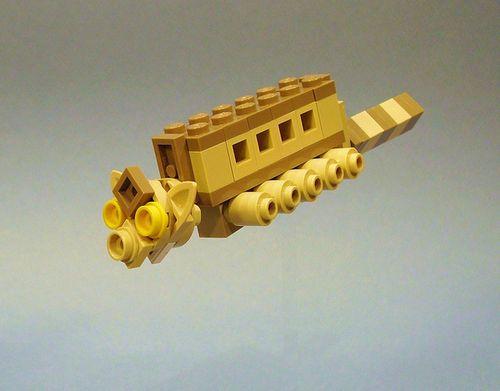 レゴでジブリ13