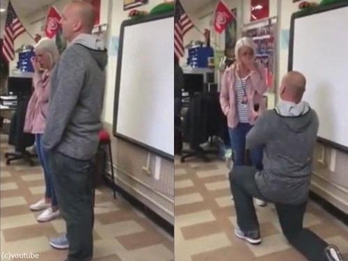 小学校の先生のプロポーズ02