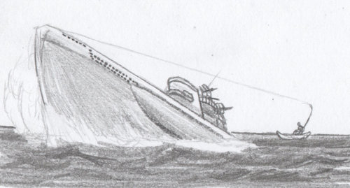 史上最重量の大型カレイ02