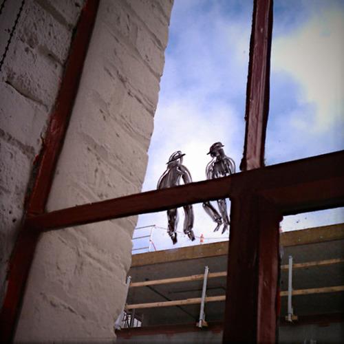 窓ガラスに落書き06