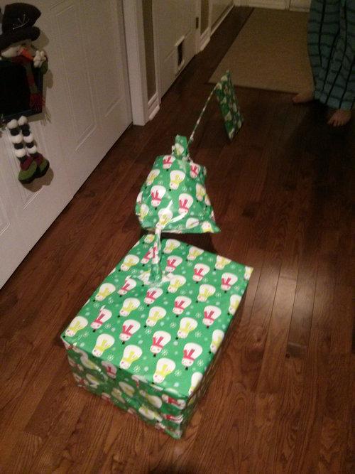 謎のプレゼント07