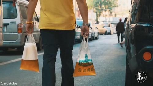 中国のビールの飲み方09