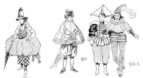 19世紀に想像した20世紀のファッション16
