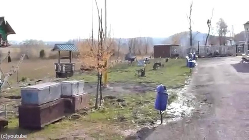 ロシアの日常が危険すぎる09