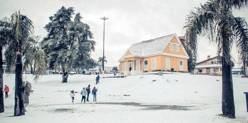 ブラジルに30年ぶりの雪03