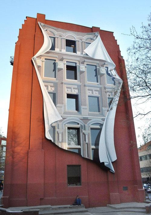 トロントのおもしろい建物01