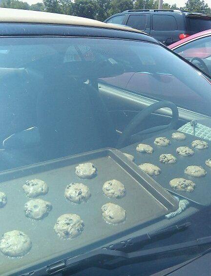 車内でクッキー01