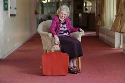 102歳が地球の裏側に引っ越し01