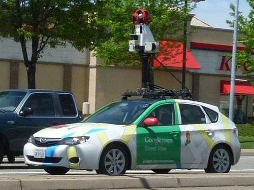 Googleストリート車00