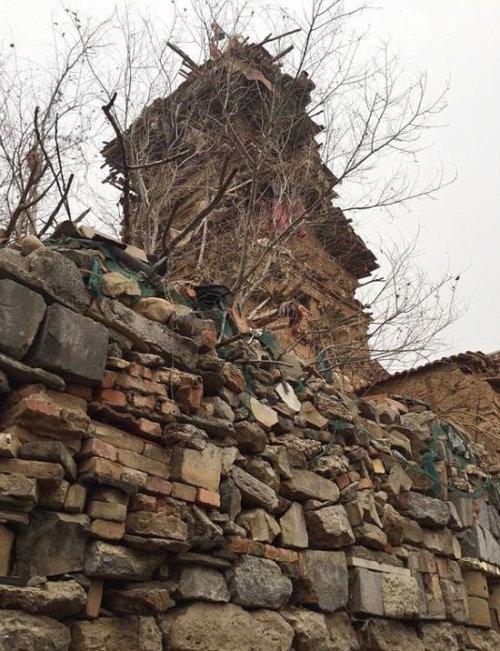 中国の7階建ての建物04