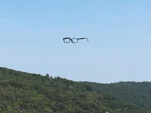 「メガネをなくした瞬間写真」03