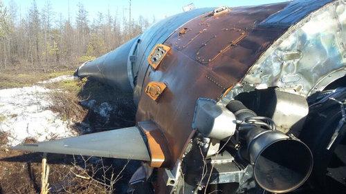 ソユーズ・ロケットの液体燃料ブースター06