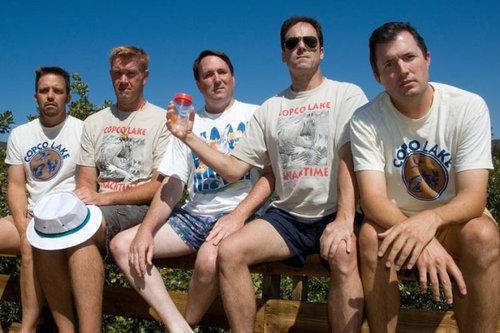 5人組が5年ごとに30年同じ写真06