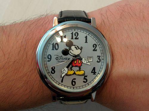ユニークな腕時計21