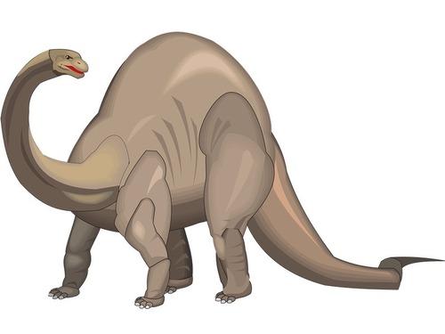 恐竜がネクタイを着用するなら