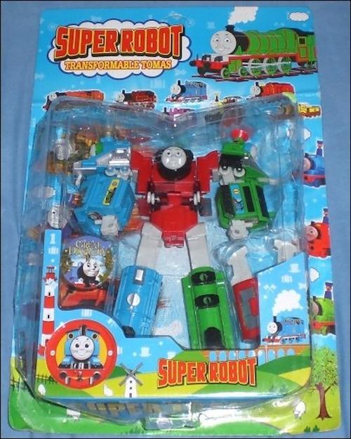 突っ込まずにはいられない中国製おもちゃ10