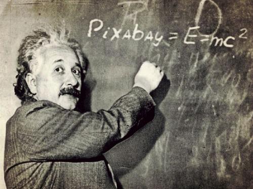アインシュタインの世界一有名な方程式