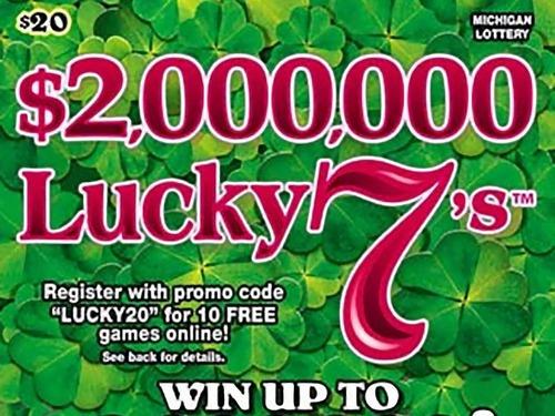 洪水で全財産を失った男性、2億円以上の宝くじを当てる