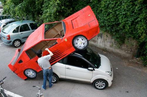 フェラーリに変身02