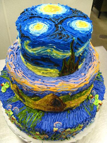 21おもしろいキャラクターケーキ
