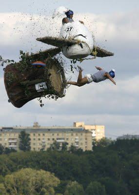 ロシアの鳥人間コンテスト16