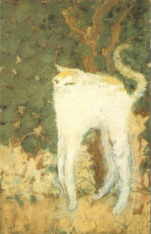 有名画家の描いた猫05