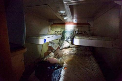 イタリア客船の座礁事故04