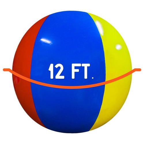巨大ビーチボールのアマゾンレビュー03