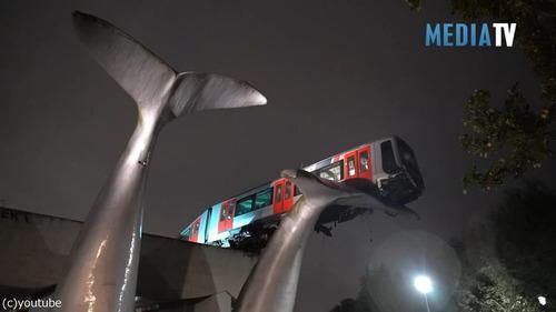 オランダの電車が「クジラのしっぽ」で助かる04