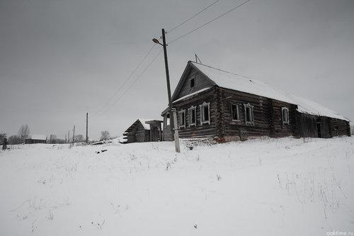 ロシアの廃村06