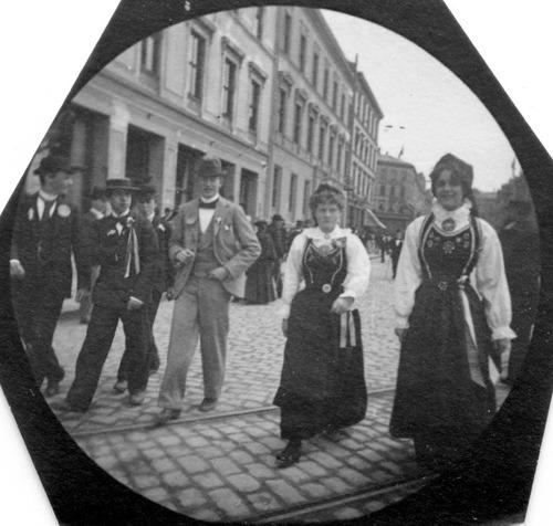 19世紀の隠しカメラ写真11