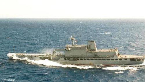 中国漁船の違法操業01