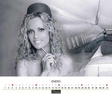 スチュワーデス・カレンダー01