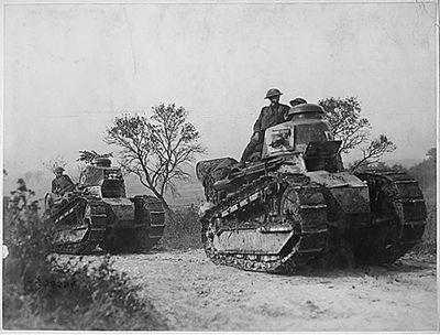 ルノー・戦車