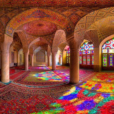 モスクの室内03