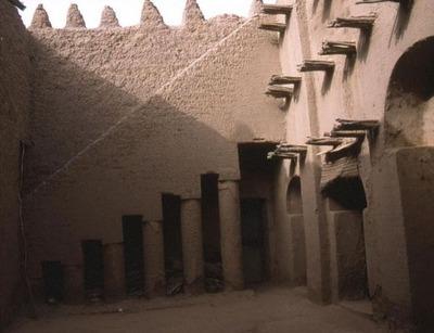 泥のモスク17