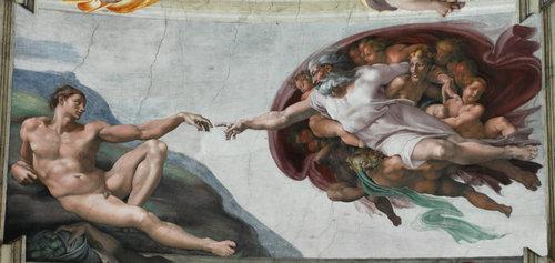 05-アダムの創造
