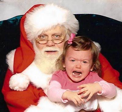 サンタクロースが怖い11