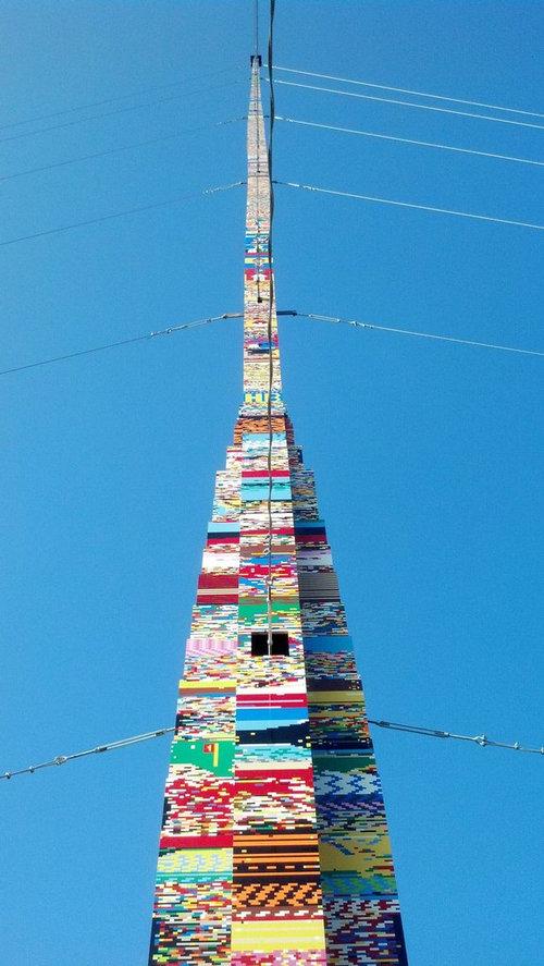 レゴタワー01