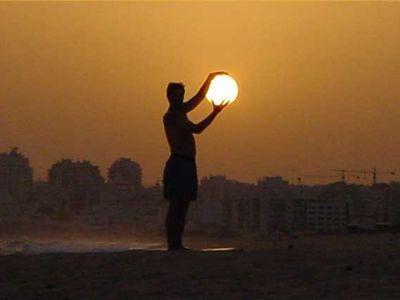 太陽を所有