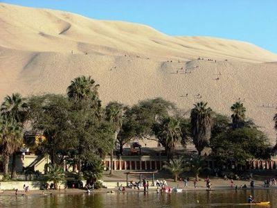 ペルーのオアシス05