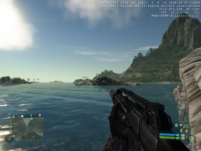 2007: Crysis (PC)