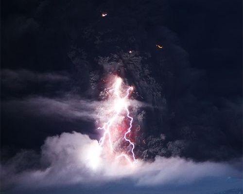 アイスランドの火山01