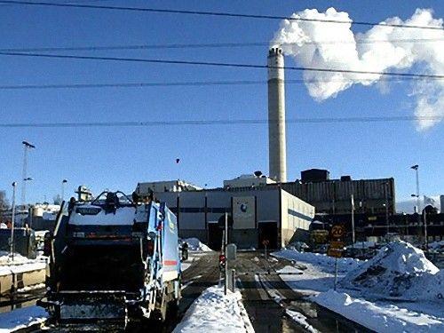 スウェーデンがゴミを輸入