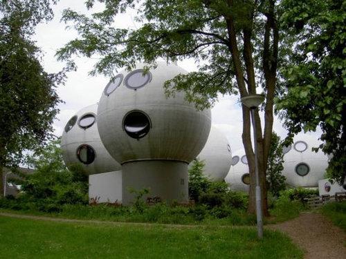 オランダのカプセルハウス01