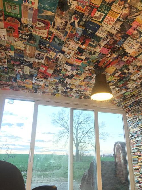 4000冊の古本でリビングをデザイン08