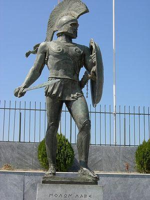 レオニダス王11